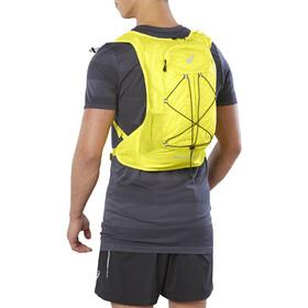 asics Lightweight Running Backpack lemon spark